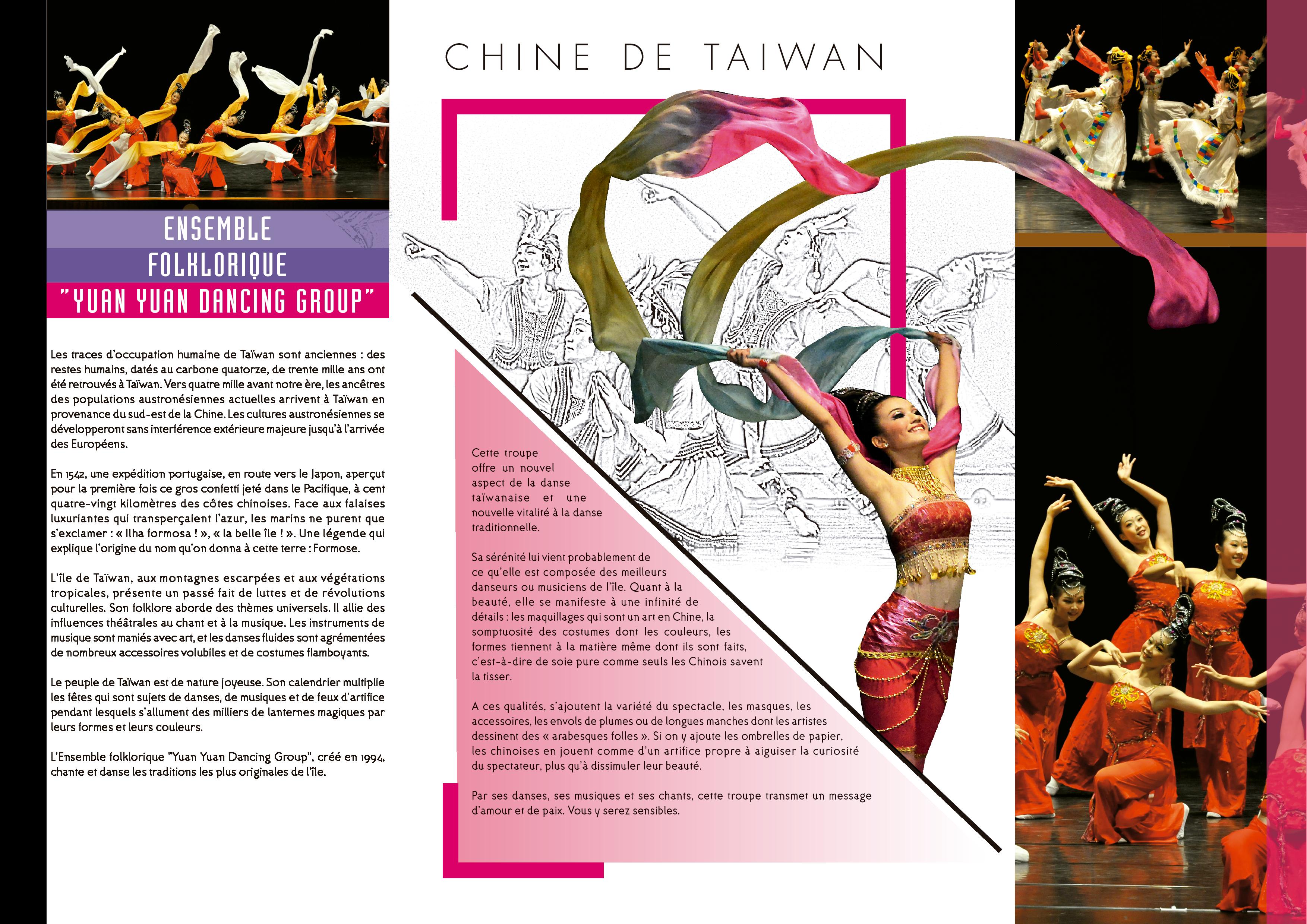 Présentation Taiwan 2020 - Festivals du sud HD